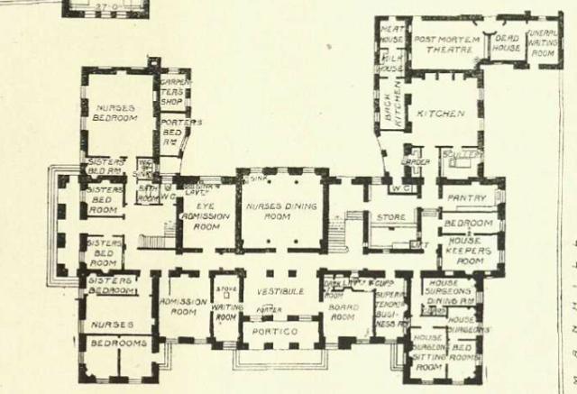 Aberdeen Historic Hospitals