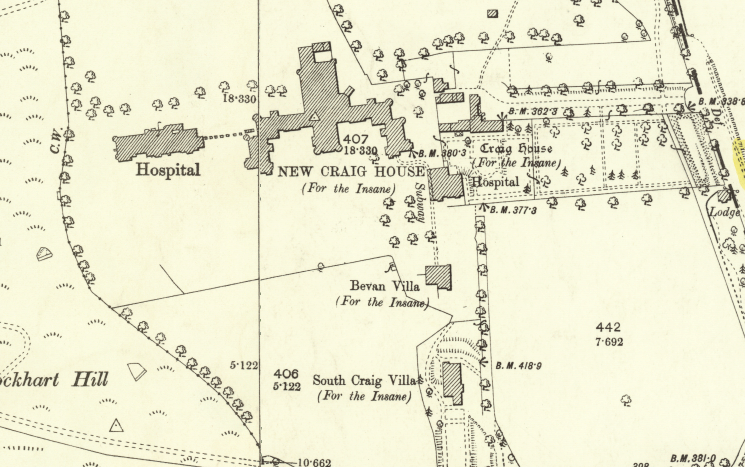 Sexual health clinic perth royal infirmary map