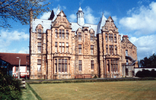 Glasgow Historic Hospitals
