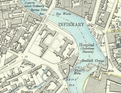 Renfrewshire see also Inverclyde  Historic Hospitals