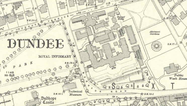 Dundee Historic Hospitals