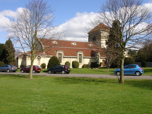 chapel distantish