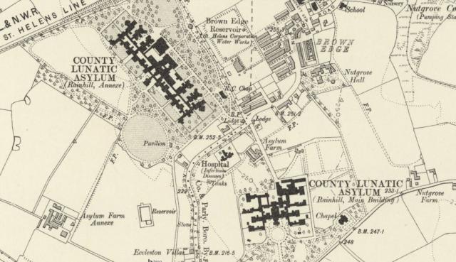 Mental Hospitals in England | Historic Hospitals