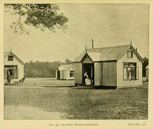 alderney manor sanatorium