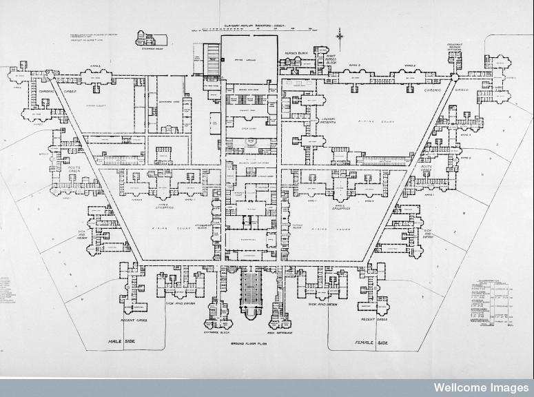 Repton Park Formerly Claybury Hospital Historic Hospitals