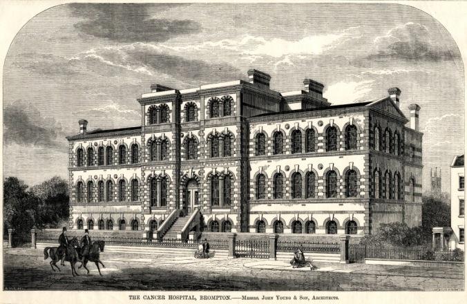 Cancer Hospital The Builder April 28 1860  K61-504 - Copy