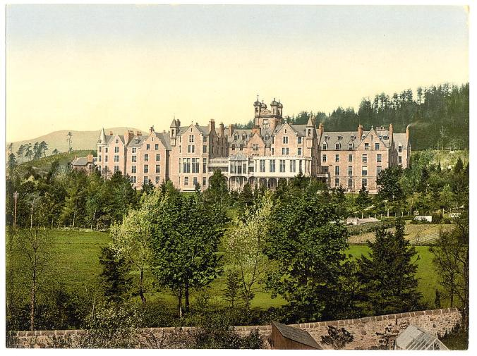 Crieff Hydro library of congress