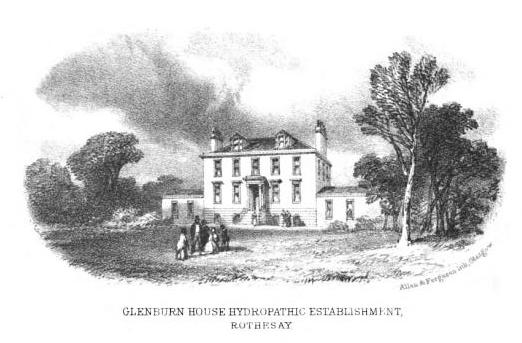 Glenburn hydropathic Rothesay