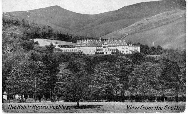 Borders Historic Hospitals