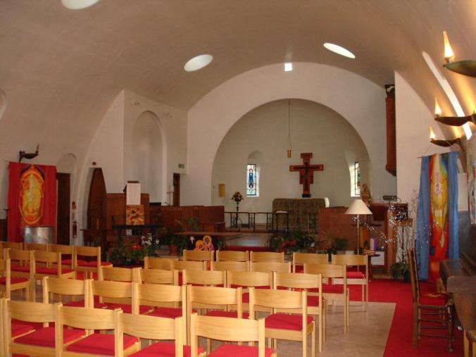 Bethlem chapel interior