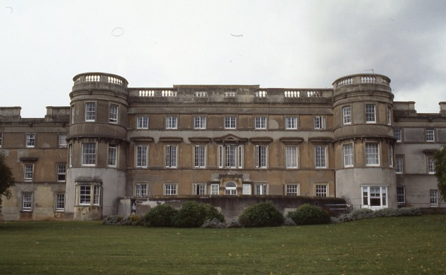 Brislington House south front