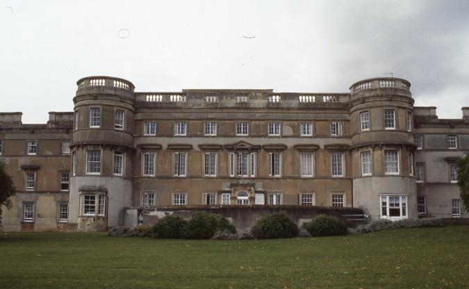 Brislington House south front