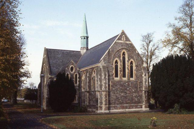 Glenside chapel