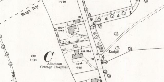 Posts   Historic Hospitals   An Architectural Gazetteer