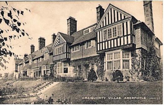 Craigauchty villas 1896