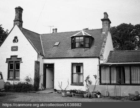 Grampian Alexander Morrisons hospital (c) crown c HES List C Survey 1975 to 6